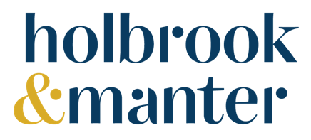 Holbrook & Manter Logo